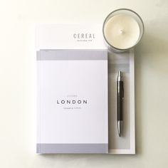Cereal Vol.8 & Guided London by Cereal.