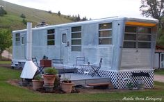 Mobile Home Living Featured Home  1959 Spartan Imperial Mansion