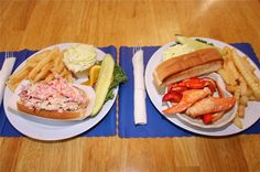 A couple weeks back, my wife Vera and I went to lunch at the Lobster Roll Northside in Baiting Hollow. As I looked at the menu, I had a flashback to the experience I had last time I ate there, when I struggled over which type of lobster roll to order. I know that owner Fred [...]