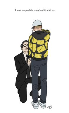 Harry Hart & Gary (Eggsy) Unwin | Hartwin || Kingsman: The secret service