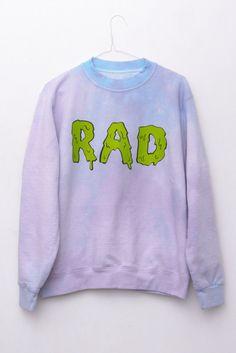 jacket rad sweater sweatshirt pastel radical tumblr hipster lime green
