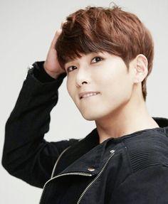 Ryeowook what a cutie! Super Junior