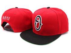 OBEY Snapback Hats id24 [CAPS M2223] - €16.99 : PAS CHERE CASQUETTES EN FRANCE!