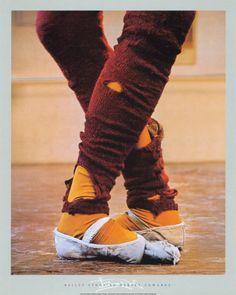 Harvey Edwards Posters, Art Prints, Leg Warmers, Ballet Dancers