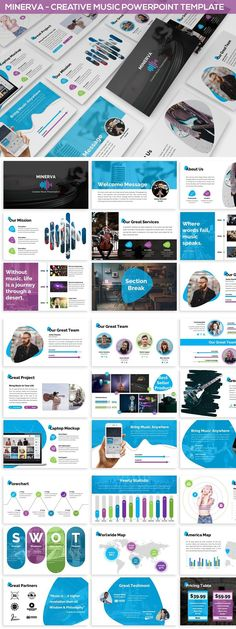 Image Layout, Club Design, Great Team, Color Themes, Colors, Music Industry, Keynote Template, Light In The Dark, Presentation