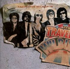"The Traveling Wilburys V.1 (1988) - George Harrison, former ELO leader Jeff Lynne, Bob Dylan, Tom Petty, and Roy Orbison: The quintessential ""Super Group."" Every track is very enjoyable. The lyrics are clever and fun. The artists rotate on lead vocals through the tracks. The music is great. Handle With Care and End Of The Line became big hits and Not Alone Anymore showcases Roy Orbison's wonderful voice. It's a truly remarkable and entertaining album, which I savored on CD today, 8/1/2014."