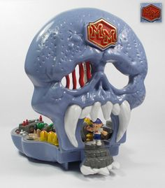 Mighty Max Escapes from Skull Dungeon - Doom Zones - Bluebird Toys 1992 (22)