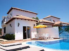 Villa in Los Cristianos, Tenerife, Canary Islands - Villa With Private Heated Pool. 5 Minutes To Las Americas And Costa Adeje. Sleeps 4 (2 Bedrooms)