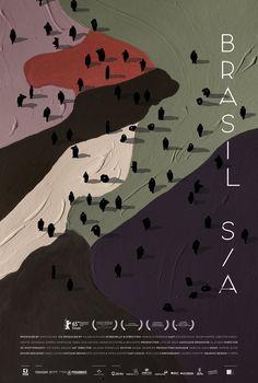 """midmarauder: """" Marcelo Pedroso's 'Brazilian Dream' Poster """""""