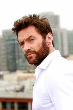 Wyndham partners with X-Men: Days of Future Past. How many reward points would lunch with Hugh Jackman cost me? Hugh Jackman, Hugh Michael Jackman, Australian Actors, British Actors, Tv Actors, Actors & Actresses, Hugh Wolverine, Wolverine Hair, Romantic Movies