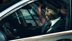 Mercedes C-Class Driver on Behance