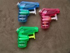 Favorite Toys Of The 1950S | 1950s WEE GEE Space Age Squirt Gun Water Pistol by therpsajik
