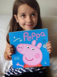 KIDS INDOORS: A HISTÓRIA DE PEPPA PIG {com sorteio}
