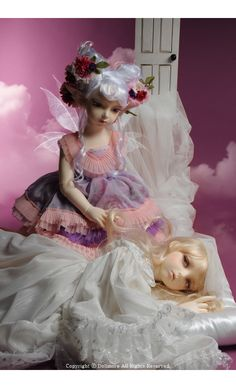Dollmore.net :: Everything for Doll & more  Lusion Doll - Somnambulinsomnia ; Dahlia - LE10