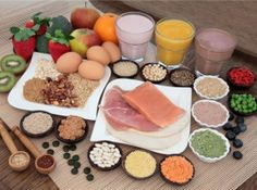 In Case You Missed: Top 20 Delicious High-Protein Foods to Eat Protein Diets, High Protein Recipes, Healthy Recipes, Decrease Appetite, Healthy Food Delivery, Fresh Cream, Foods To Eat, Cherry Tomatoes, Gourmet Recipes