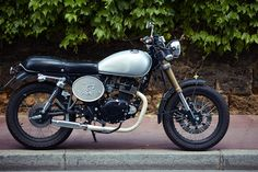 Mash seventy five 125cc // cafe racer | 4h10
