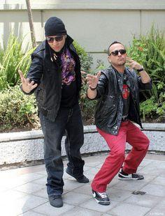 J-king y el Maximan'!! Como los amoo