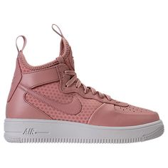 1220c2698eb NIKE WOMEN S AIR FORCE 1 ULTRAFORCE MID CASUAL SHOES