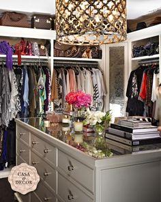 closet ideas, closet inspiration, beautiful closets