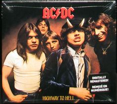 Northern Volume - AC/DC - Highway To Hell (Remastered Audio CD), $9.95 (https://www.northernvolume.com/ac-dc-highway-to-hell-remastered-audio-cd/)