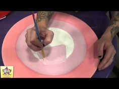 You're Sweet Cupcake Platter | As You Wish Pottery Painting Place - YouTube