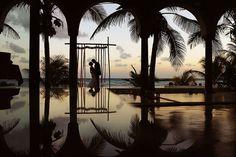 I'll get pretty much everything the way I want it. I've always dreamed of a beach wedding. Credit : Debora Ducci | del Sol Photography | Playa del Carmen, Riviera Maya, Mexico
