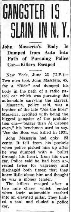 The Evening News (North Tonawanda, NY - Wednesday, June 23, 1937)