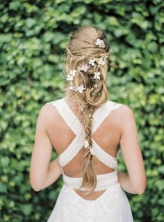 50 shades of bridal braids: http://www.stylemepretty.com/collection/3594/