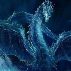 Royal Assassins ( Assassination Classroom x Fairy Tail ) - Characters : Dragons part 1 - Wattpad Ice Dragon, Water Dragon, Fantasy World, Fantasy Art, Dragon Origin, Royal Assassin, Sublime Creature, Chihiro Y Haku, Fairy Tail Characters