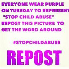 #StopChildAbuse