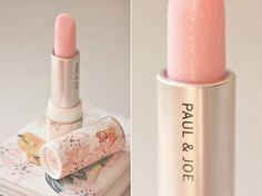 paul-joe by lipstick floral packaging
