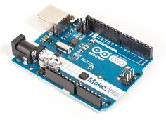 Arduino Uno Rev 3 (Make SMD Version) ---- HEY HEY!!!  For more COOL ARDUINO stuff, check out http://arduinohq.com