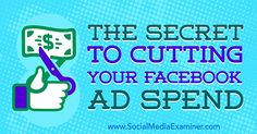 Ultimate guide to Cutting Your Facebook Ad Spend - No Web Agency