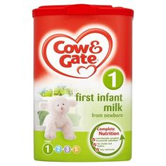 Cow & Gate 1 First Baby Milk From Birth