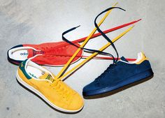 "adidas Originals Stan Smith ""College Pennant Pack"""