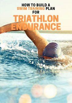 How to Build a Swim Training Plan for Triathlon Endurance http://www.active.com/triathlon/articles/how-to-build-a-swim-training-plan-for-triathlon-endurance