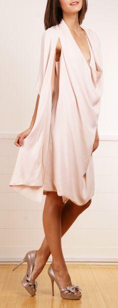 ALEXANDER MCQUEEN DRESS @Michelle Flynn Coleman-HERS