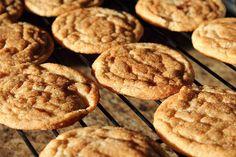 Adorkable Recipes: Buttery CinnaDoodles