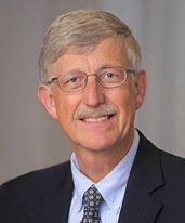 Francis Collins - American physician-geneticist noted for his discoveries of disease genes and his leadership of the Human Genome Project (HGP); currently serves as Director of the National Institutes of Health (NIH) in Bethesda, Maryland