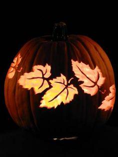 1000 images about pumpkin carving on pinterest pumkin for Fall pumpkin stencils