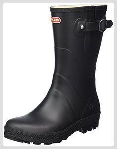new style 2816a 689d7 Viking Hedda, Damen Halbschaft Gummistiefel, Schwarz (Black 2), 41 EU -  Stiefel für frauen (Partner-Link)