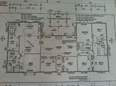 The house is very close to lock up and i realised i havn't even loaded any floor plan pictures front elevation floor plan rear eleva. Dream House Plans, House Floor Plans, My Dream Home, Dream Homes, Queenslander House, House Plans South Africa, Hamptons House, House Blueprints, Plan Design