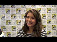 Nina Dobrev - The Vampire Diaries Season 5