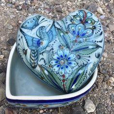 Ken Edwards Collection Heart Box