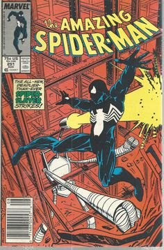 Amazing Spiderman Marvel Comics Vol 1 No 291 Aug 1987  Spider Slayer