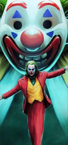 Joker Movie Art Joaquin Pheonix HD Mobile, Smartphone and PC, Desktop, Laptop wallpaper resolutions. Joker Cartoon, Joker Comic, Le Joker Batman, Joker Film, Der Joker, Joker And Harley Quinn, Wallpapers Comics, Wallpapers Tumblr, Movie Wallpapers