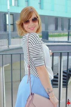 PINK AND BLUE – Angycloset, blog de moda logroño #kissmylook