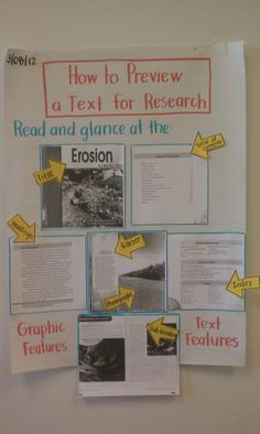 How to Preview Texts for Research