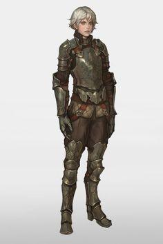 인간 남성 병사