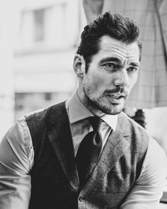 https://www.instagram.com/p/BIU__tBAR6Z/ #DavidGandy photographed by Amy Shore  see more here: https://amyshorephotography.com/